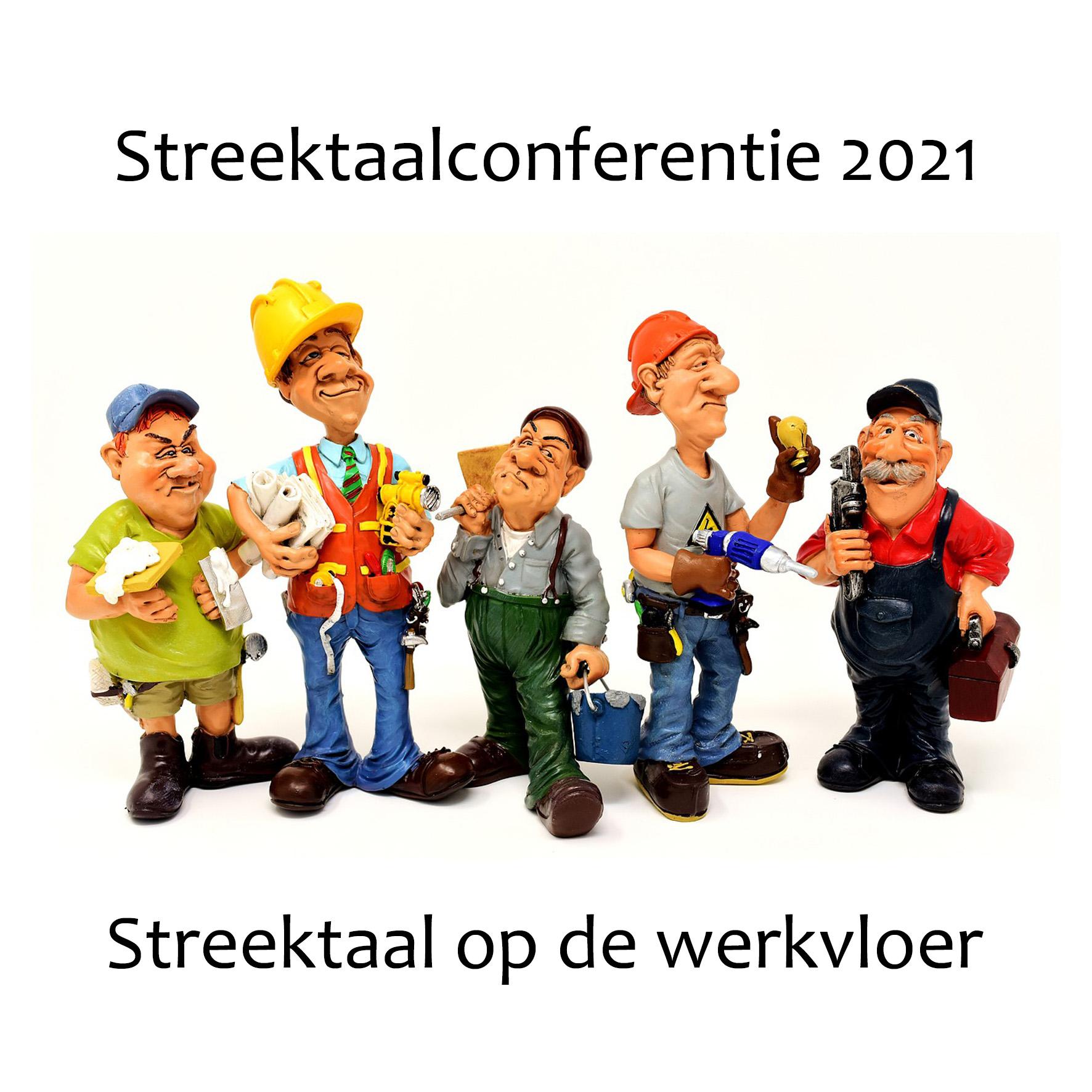 Streektaalconferentie 2021